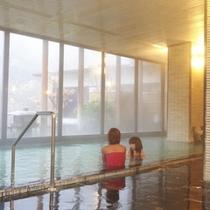 ≪露天風呂付大浴場≫渓(たに)の湯の内湯