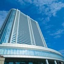 地上43階建ての超高層階ホテル