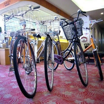 【3F】レンタル自転車