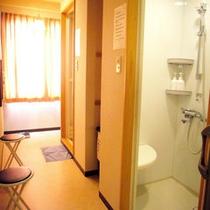 シングルB専用【シャワー室】6階623号室