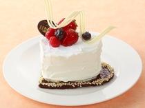 ケーキ(直径10cmサイズ)※3日前までに要予約