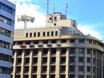 ⑧目印の【関西電力】のビルが見えてきました