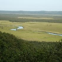 釧路湿原内にある「宮島岬」ここからの眺めはサイコーです♪