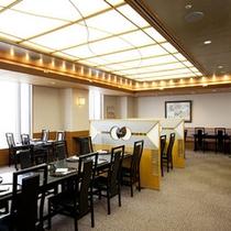 【ホール席】 (全36席) ※ご婚礼や、慶事ご利用のホール貸切も可能