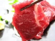 【サクラ肉】一例