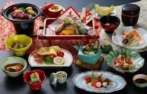 お祝い用会席料理(結納・結婚式用)※一例