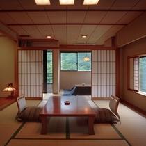 特別和室の一例