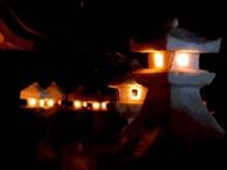 雪灯篭まつり