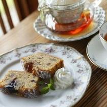 オールドラムと紅茶