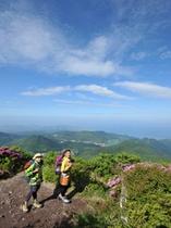 山登り-4