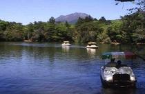 夏◆白雲の池
