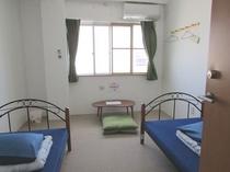 ツインルームの一例