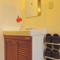 *【調和の間】洗面はお部屋に完備(バス・トイレなし)