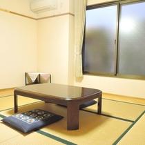*【感謝の間】最大3名様まで泊まれる和室です