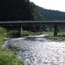 景色(川)