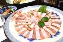 鶏すき/鶏水炊き