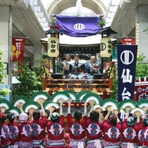 山鉾巡行や伝統芸能の「すすめ踊り」が初夏の仙台を彩ります【仙台青葉まつり】