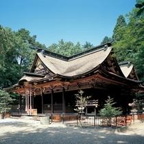 国宝指定神社。冬にはどんと祭りも開催☆【大崎八幡宮】