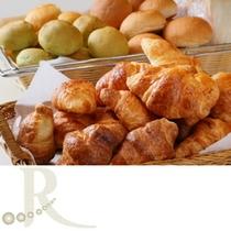 【朝食】パン派にも。