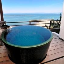 3階露天風呂付客室