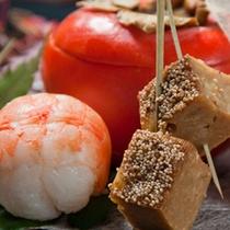 【お食事一例】四季折々の素材と伊豆の味覚をご堪能ください!
