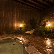 【貸切庭園岩風呂】離れ特別室「我が城」