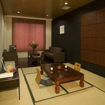 本館山側和室