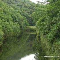 カルデラ大池