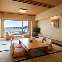 海側和室の一例②