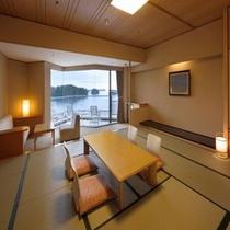 芭蕉亭(海側和室の一例)