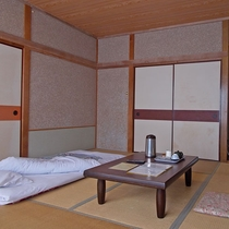 *【禁煙】和室(一例)/純和風のお部屋でお寛ぎくださいませ。