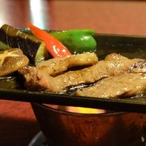 豊後牛ステーキ150g◆口の中に入れて噛むと、肉汁がジュワ!とても柔らかくジューシー!