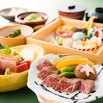 【ご夕食】日本料理 スタンダードプラン(イメージ)