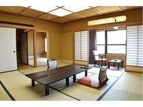 新館二間和室 一例
