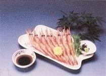 1品料理・甘海老
