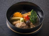 金沢の郷土料理:治部煮
