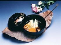 加賀の名物料理、鴨の治部煮