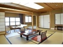 角部屋特別室一例