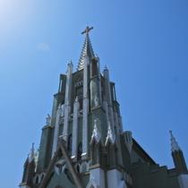 【ザビエル教会】平戸の歴史とロマンを巡る旅