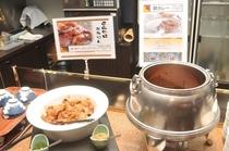 脳を活性!帯広名物の豚丼&朝カレー 1日の活力にいかがですか?