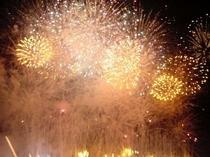 【勝毎花火大会】全国でも最大規模の花火大会です!