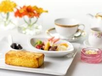 「ラ・ベル・エポック」朝食 伝統のフレンチトースト・イメージ
