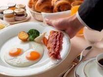「ラ・ベル・エポック」 朝食 イメージ
