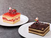ルームサービス「ガールズクリスマス」クリスマスケーキ(イメージ)