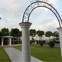 ホテル 1F ガーデンスペース