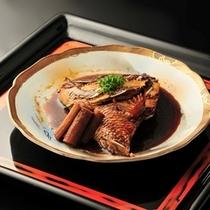■別注料理(一例)鯉のアラ煮