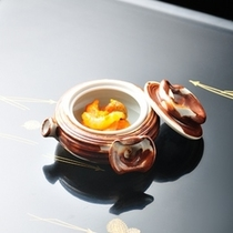 ■懐石料理(秋一例)椀物
