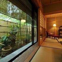 ■特別室【大輪(和室8+7.5畳)+檜の内風呂】