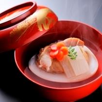 ■懐石料理(冬一例)ふたもの