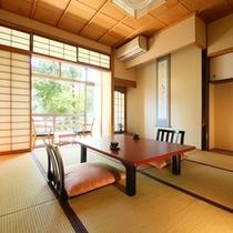 ■【和室8畳バスなし】居室一例